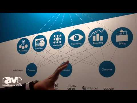 InfoComm 2015: Synergy SKY Overviews Their Software Vendor Services