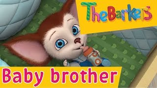 The BARKERS! - Barboskins - Baby brother (HD)