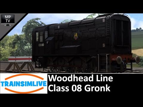 Train Simulator - Woodhead Line, Class 08 Gronk