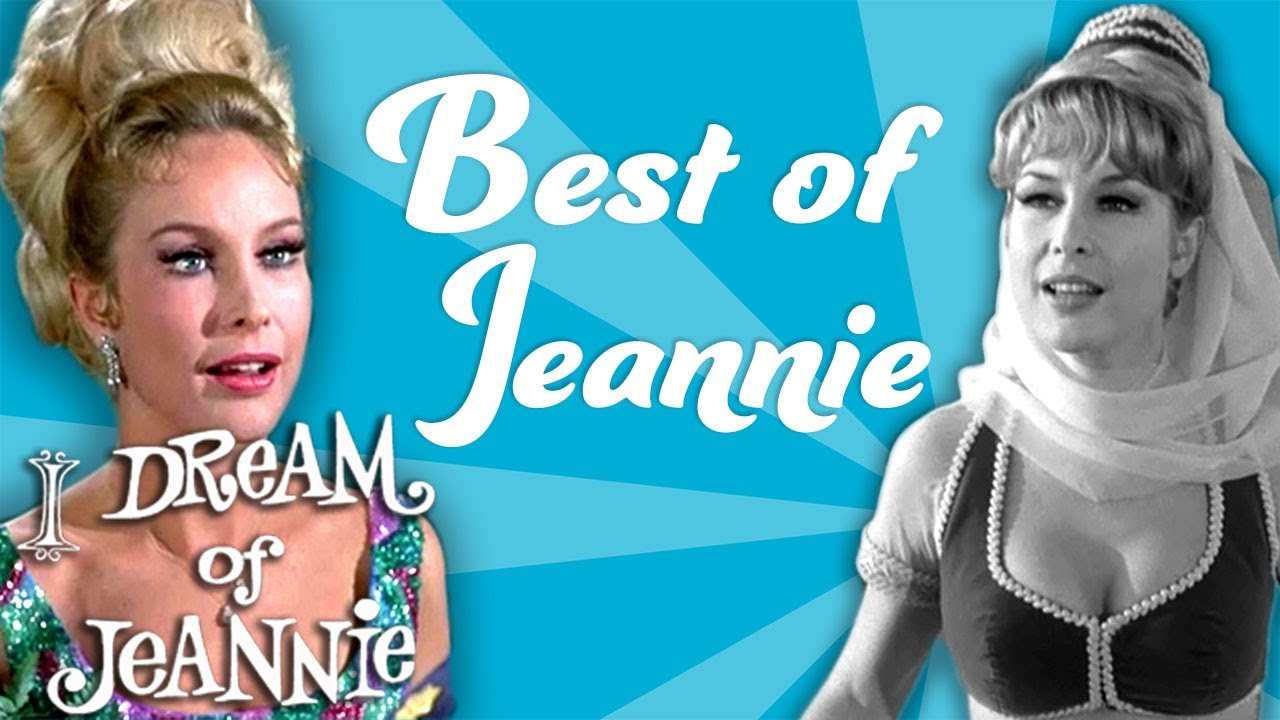 Happy Birthday Barbara Eden! | I Dream of Jeannie
