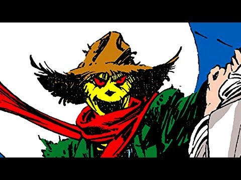 Forgotten Super Heroes: Straw Man (The Scarecrow)