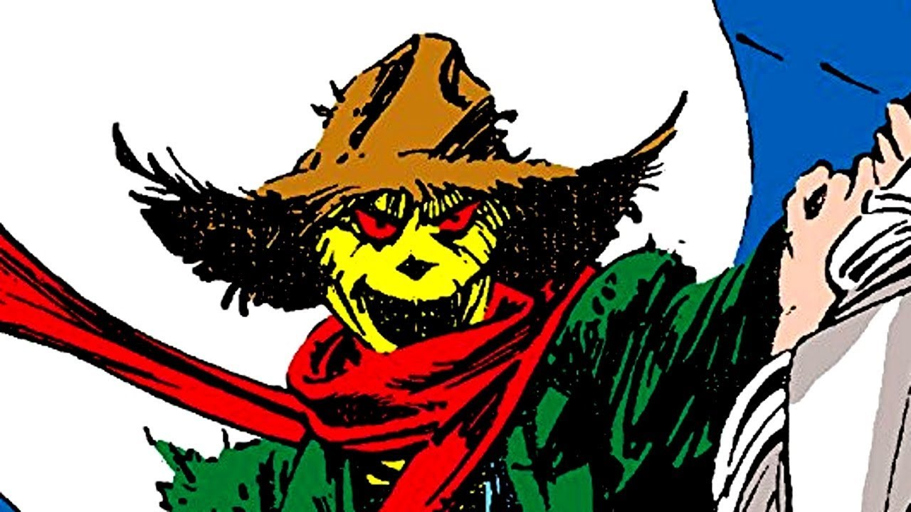The 10 Marvel characters include Strawman. He is an interdimensional entity that looks like a living scarecrow and is possibly an unwelcome demon.
