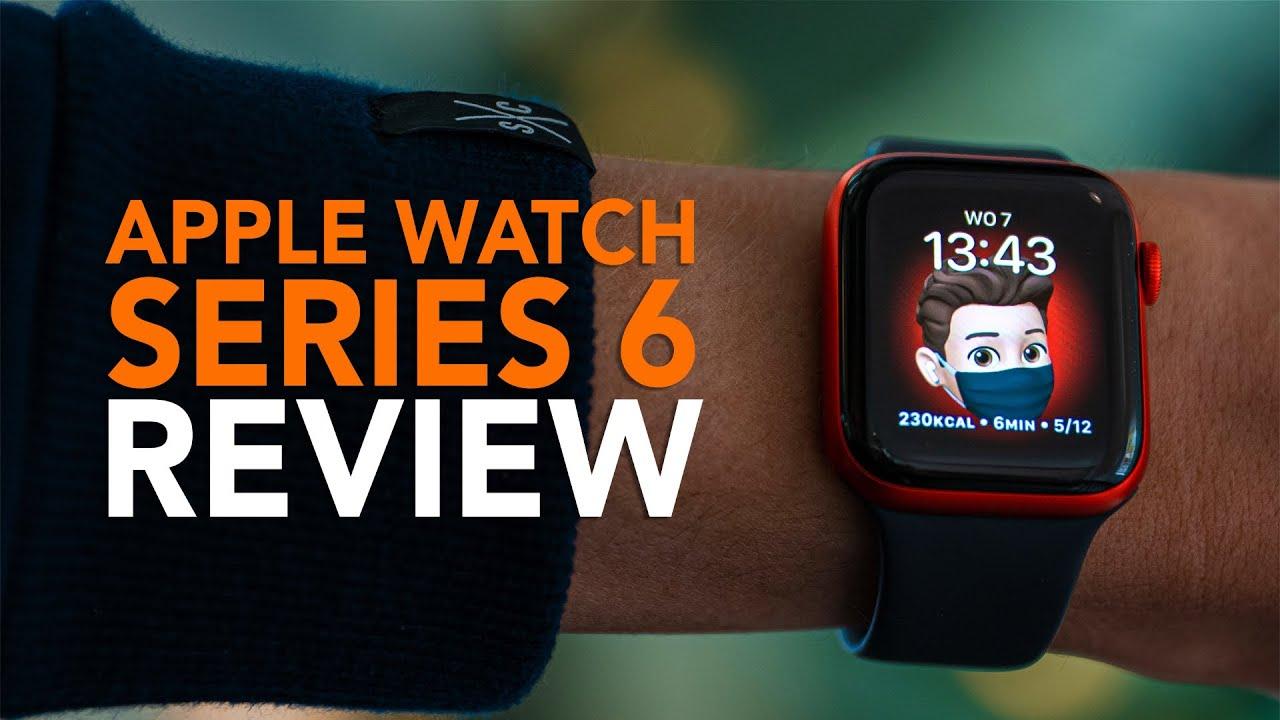 Apple Watch Series 6 review: minimaal verbeterd, nog steeds de beste!