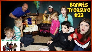 Bringing ALL The Bandits Treasure Together! What Just Happened! Surprise Ending/ That YouTub3 Family