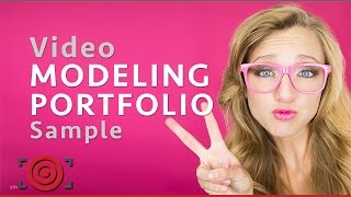 <b>Modeling</b> Portfolio and an example of a Video <b>Modeling</b> Portfolio for ...