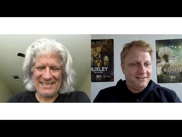 Ep 18: Bob Cooney's Virtual Reality Deep Dive - Sven Haeberlein  of Exit Adventures