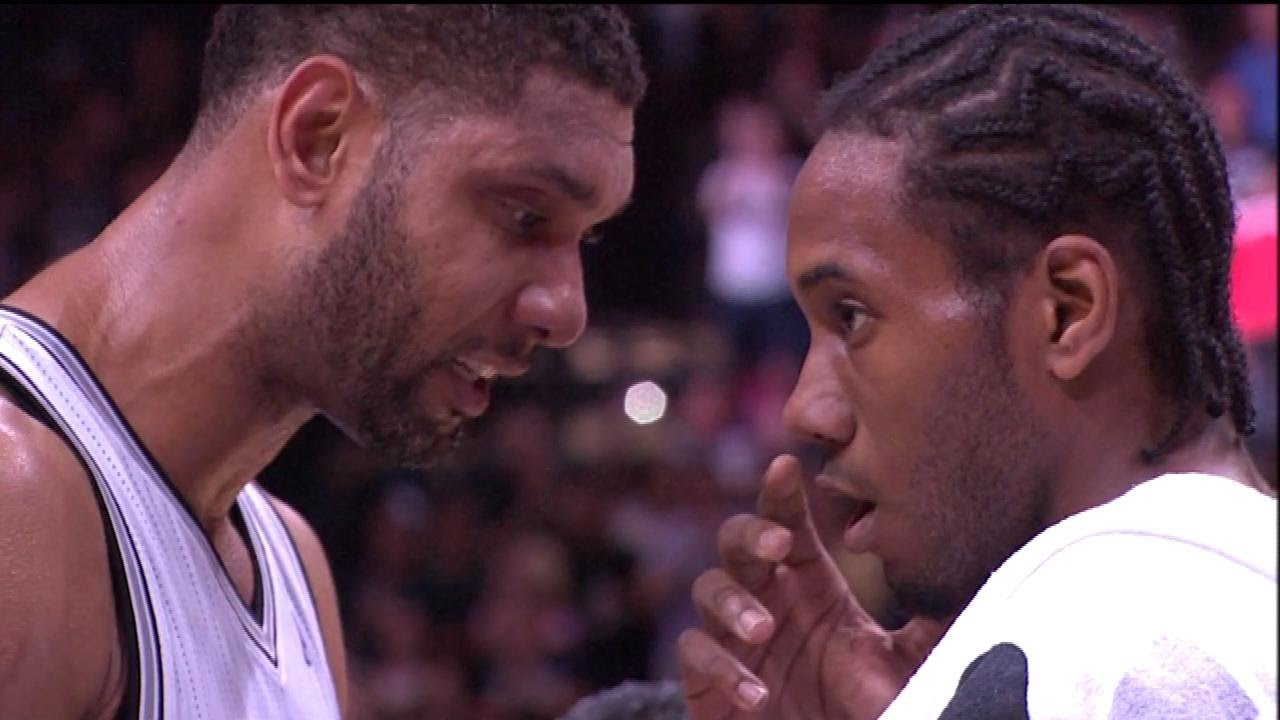 Kawhi Leonard Full Highlights Spurs vs Thunder Game 5 (5/29/2014) 14 Pts, 7 Reb - Project Spurs ...
