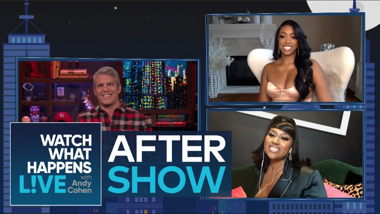 After Show: Jazmine Sullivan on Performing at the Aretha Franklin Tribute   WWHL