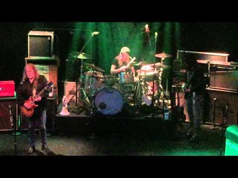 Gov't Mule - Charleston Music Hall - Charleston, SC - April 19, 2015