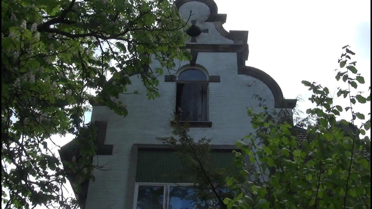 Verlassene Bad Wildungen Hotel
