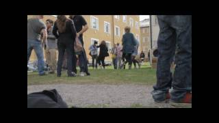 Small but great music event in uppsala, sweden, last of april 2010....