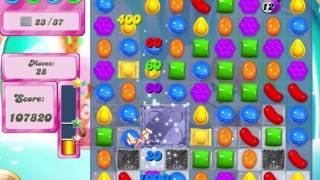 Candy Crush Saga Level 505 Clear all the Jelly! Hard Level