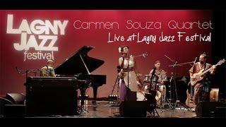 Carmen Souza | Live at Lagny Jazz Festival | Full concert | 2013