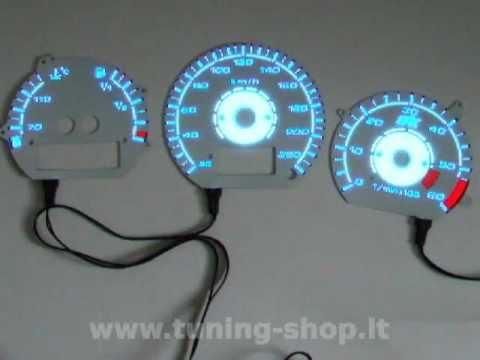 plasma optical tachometer for vw bus t4 fktavw105 www. Black Bedroom Furniture Sets. Home Design Ideas