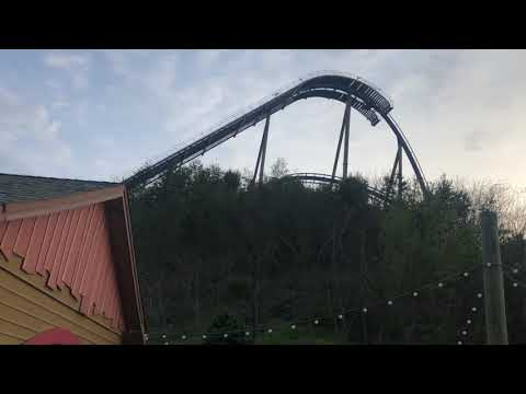 WILD EAGLE AND MYSTERY MINE DOLLYWOOD