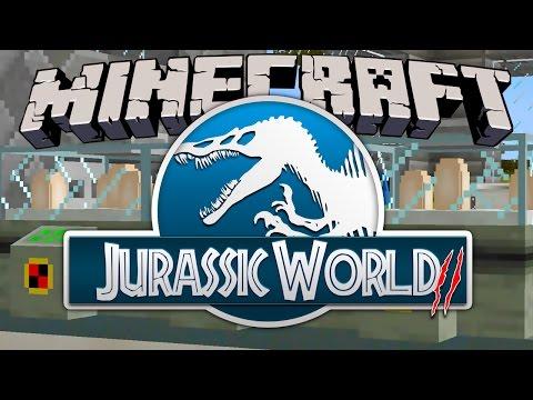 Minecraft Jurassic World 2: DINOSAUR EGGS!! [JurassicCraft Dinosaurs] #5