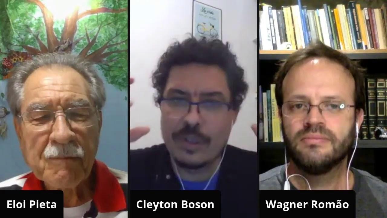 FIQUE LIGADO: ELÓI CONVERSA COM CLEYTON BOSON E WAGNER ROMÃO SOBRE AS MANIFESTAÇÕES CONTRA O GOVERNO
