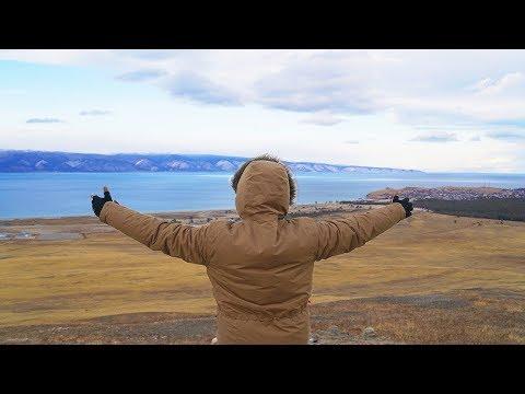 SIBERIA IS AMAZING! - Olkhon Island - Lake Baikal Russia