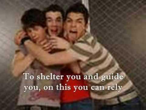 Music video Nick Jonas - I Will Be The Light