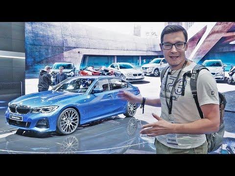 Новая BMW 3-Series 2019 (G20): подробный обзор