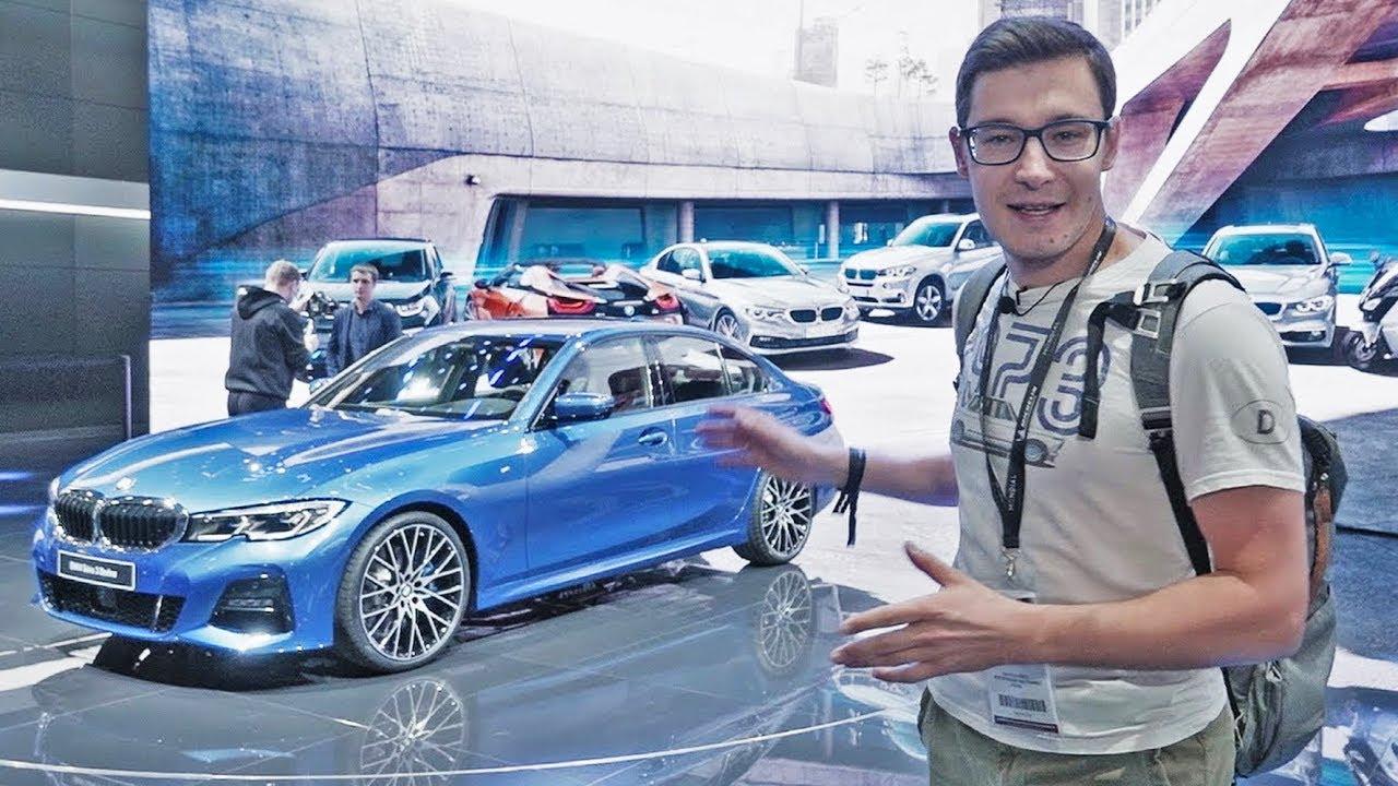 НАКОНЕЦ-ТО! НОВАЯ BMW 3 SERIES 2019 (G20): подробный обзор новой трешки БМВ
