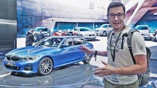 BMW 3 SERIES 2019 (G20) - обзор с Парижа