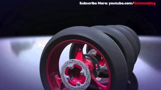 "2013 Superbike SBK Seaseon: The New Pirelli 17"" Tyres 3D Video"
