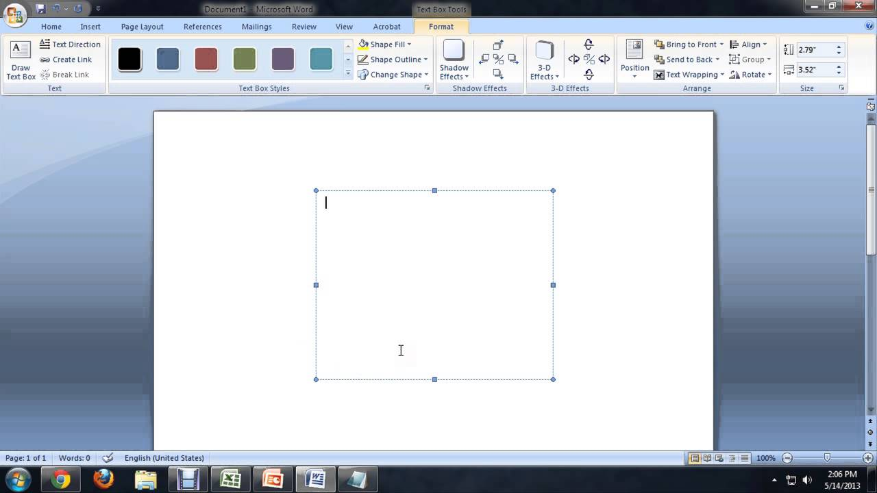 How To Find An Invisible Text Box In Microsoft Word Tech Niche