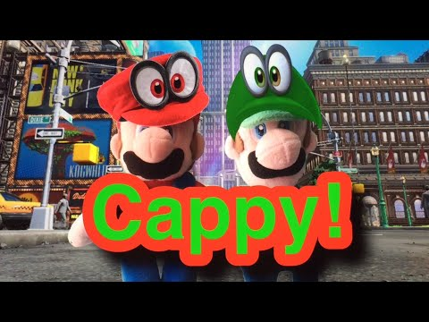 AwesomeMarioBros - Cappy!