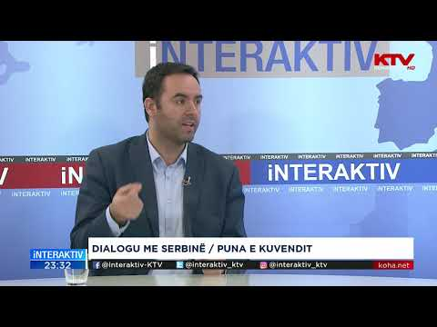 Interaktiv Biseda - Glauk Konjufca 24 01 2019