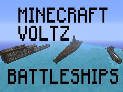 Minecraft Battleship Voltz Episode 1