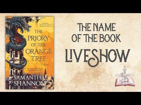 The Priory of the Orange Tree | #TheNameoftheBook