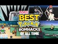Top 5 BEST Pokemon NDS Rom Hacks Of All Time!