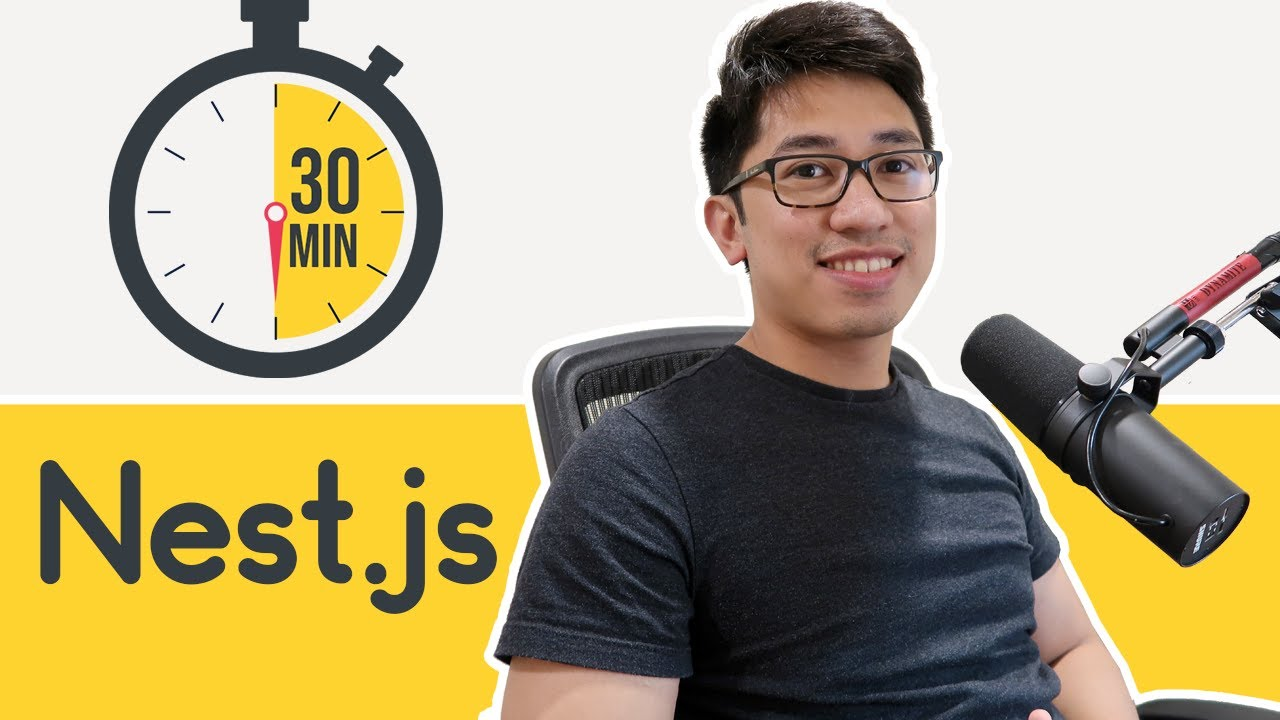 What Can I Do In NestJS in 30 Minutes? | Nest Tutorial App