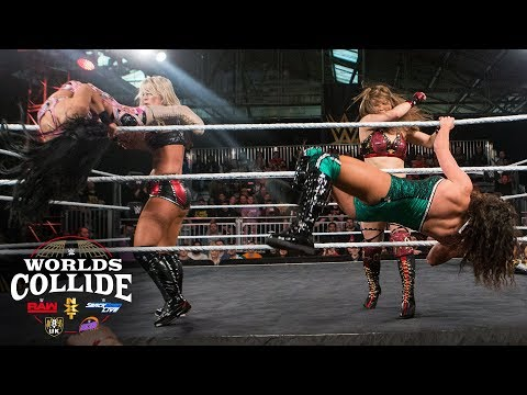 Women's Battle Royal: WWE Worlds Collide, May 1, 2019