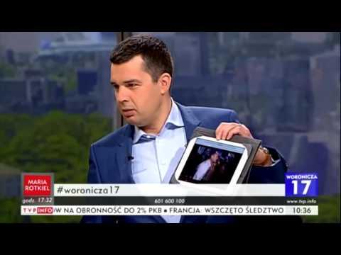 Michał Rachoń zaorał Jana Grabca ws spotu PO z Hadaczem