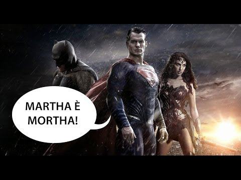 BATMAN v SUPERMAN v SYNERGO