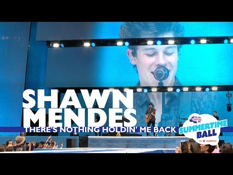 Shawn Mendes - 'There's Nothing Holdin' Me...