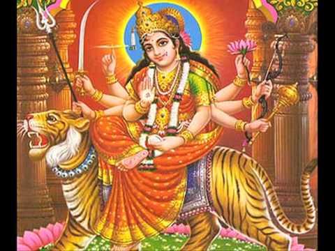 Om Shakti Om | ॐ शक्ति ॐ | दुर्गा माता के गाने | Devotional Song Of Durga Mata