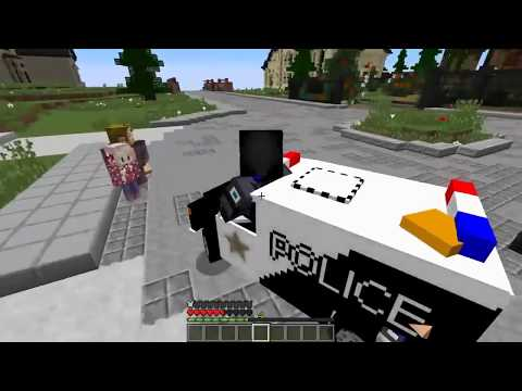 Minecraft   WHO'S YOUR DADDY? Baby + Phone = 911! (Baby Calls Police)