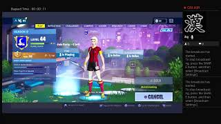 Fortnite trying to get wins!!!!!