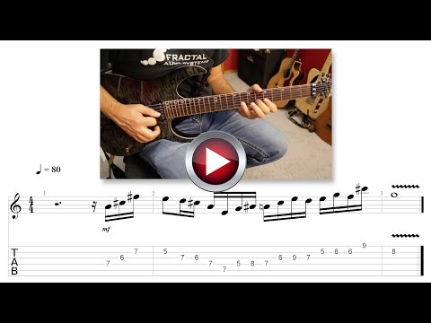 Harmonic Minor Scale - Lesson 3