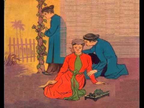 Sự Tích Trầu Cau 1/2 - Minh Cảnh, Chí Tâm, Lệ Thủy & Lệ Quyên