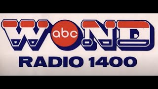 WOND Solid Gold 14 Atlantic City - John & Ken FIRST SHOW FIRST BREAK - January 1988