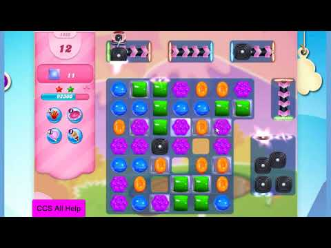Candy Crush Saga Level 2860 NO BOOSTERS Cookie