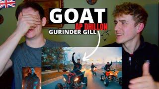 Download GOAT - AP DHILLON & GURINDER GILL | GILLTYYY REACT