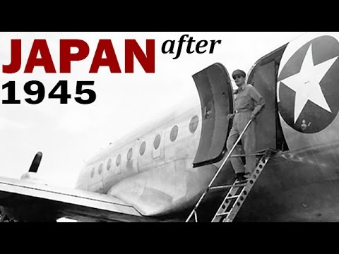 Japan After 1945 | We the Japanese People | Documentary | 1952
