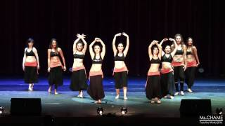 Fuse the World 2016|Ms. CHAME- Amy Sigil with Friends- Tigerlily 虎丹橘