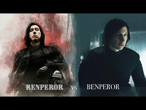 Renperor vs Benperor   Supreme Leader Kylo Ren in Episode IX