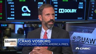 Mastercard president Craig Vosburg on new Apple Card partnership